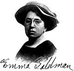 Logo for Emma Goldman Papers